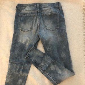 Juniors Decree Jeans
